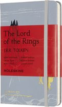 Moleskine Limited Edition-Notitieboek-Lord Of The Rings-Pocket-Gelineerd-Isengard