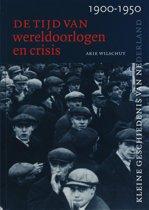 Tijd van wereldoorlogen en crisis 1900-1950