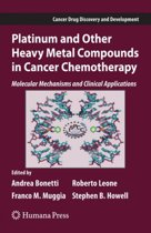 Platinum and Other Heavy Metal Compounds in Cancer Chemotherapy