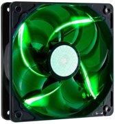Cooler Master SickleFlow 120 Groene LED Casefan