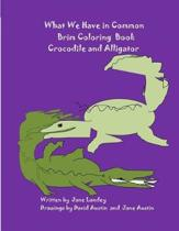 Crocodile and Alligator