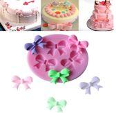 Fondant Strikjes Mal - Siliconen Strikje versiering vorm - Fondant / Marsepein / Chocolade / Zeep - Voor Bowtie decoratie van taart, cupcakes en cake