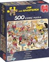 Jan van Haasteren Zeebanket puzzel