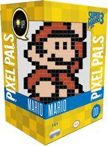 Pixel Pals Lichtfiguur - Super Mario Bros 3 - Mario - #001