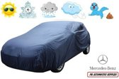 Autohoes Blauw Polyester Mercedes 190 W201 1982-1993