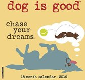 Dog Is Good Kalender 2019