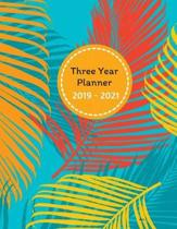 Three Year Planner 2019 - 2021 Ares