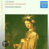 Sinfoniae Concertante  Bach