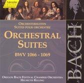 Orchestral Suites (Bwv 1066-1069)
