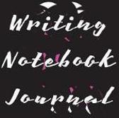 Writing Notebook Journal