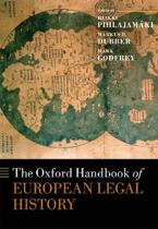Oxford Handbook Of European Legal Histo