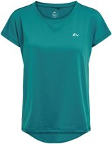 Curvy Aubree Loose Training Shirt Dames Sporttop