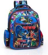 Batman Rugzak Kinderen Blauw
