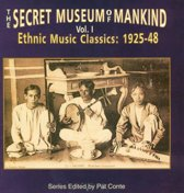 Secret Museum Of Mankind - Ethnic Music Classics 1