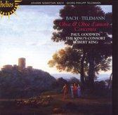Js Bach / Telemann: Oboe & Oboe D'Amore Concertos