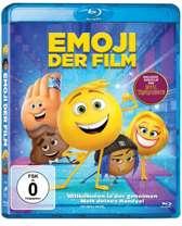 The Emoji Movie (2017) (blu-ray)