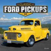 Classic Ford Pickups 2020 Square Plato Foil