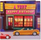 A very happy birthday (Light & music) - Wenskaart met licht en muziek - #2