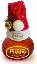 Poppy Luchtverfrisser Vanille met kerstmuts - Poppy Grace Mate - Poppy - Poppy Luchtverfrisser - Kerstmuts met Poppy - Originele kerstmuts - Vrachtwagen Accessoires - Luchtverfrisser Huis - Wonen - Boot - WC