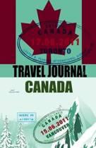 Travel Journal Canada