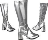 Laarzen Retro - zilver - maat 41