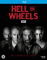 Hell On Wheels - De Complete Serie (Blu-ray) (Seizoen 1 t/m 5)