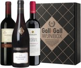 Gall & Gall Wijnbox Fresh Red - Rode Wijn - 3 x 75 cl