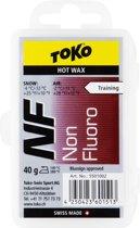 Toko Ski/Snowboard Wax - Hot Wax - No Fluor - -4?C tot -12 ?C - Warm - 40 gram