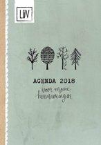 LUV Agenda 2018 voor mooie herinneringen