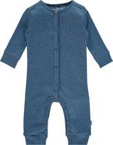 Imps&elfs Boxpak Olli Star Print - steal blue / dark steal blue - Maat 50