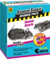 Barriere radical overdose pasta 12 x 10g - set van 2 stuks