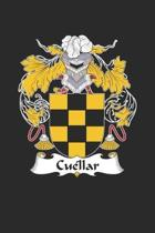 Cuellar: Cuellar Coat of Arms and Family Crest Notebook Journal (6 x 9 - 100 pages)
