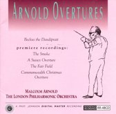 Arnold Overtures / Malcolm Arnold, London Phil Orch