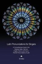 Latin Pronunciations for Singers