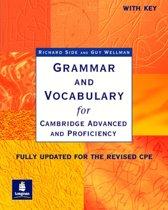 Grammar & Vocabulary Cae & Cpe Workbook With Key