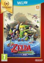 The Legend of Zelda: The Wind Waker HD (Select) -  Wii U