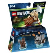 LEGO Dimensions - Fun Pack - Lord of the Rings: Gimli (Multiplatform)