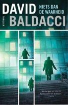 Boek cover Niets dan de waarheid van David Baldacci
