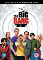 The Big Bang Theory - Seizoen 9 (Import)