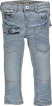 jongens Broek Dutch Dream Denim Jongens Jogg Jeans Matata Blauw Slim fit - Maat 80 7091025280686