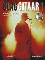 Slaggitaar Deel 1 (Boek met Cd) (Methode voor akoestische en elektrische gitaar)
