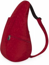 The Healthy Back Bag Textured Nylon Crimson Red Small 6303-CR