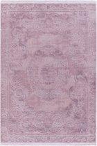 Vloerkleed klassiek Taboo paars 80x150cm