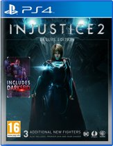 Injustice 2 - Deluxe Edition - Playstation 4