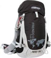 Frendo Aero 20 Hiking Backpack - Black/Grey