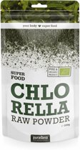 Purasana Chlorella raw powder 200 gram