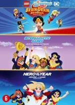 DC Super Hero Girls 1 & 2 + LEGO DC Super Hero Girls