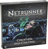 Android Netrunner LCG - Creation and Control Expansion