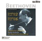Beethoven: Symphony No. 2 & No. 6 (