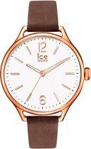 Ice-Watch IW013054 Horloge - Leer - Bruin - 38 mm
